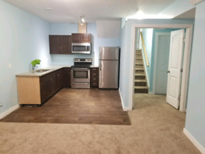Basement for rent in Clearview