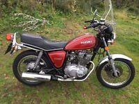 Suzuki Classic very low miles