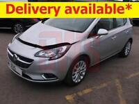 2015 Vauxhall Corsa SE 1.2 DAMAGED REPAIRABLE SALVAGE