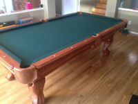 $1500 for Pathmark Pool Table, includes Lifetime Warranty!