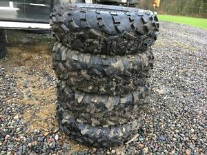 Set of ATV/Side by Side Tires