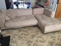 IKEA kundsvik sofa large rh L shape £150ovno
