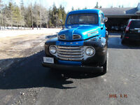 1949 Ford F-100 Pick-Up