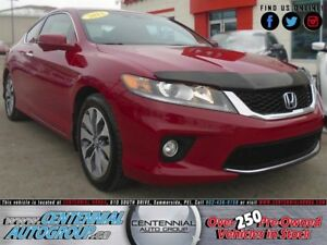 Honda Accord Coupe EX-L w/ Navi | 2.4L | i4-Cyl | Bluetooth 2013