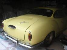 KARMANN GHIA 1961 CLASSIC 1776 ENGINE LOTS OF NEW PARTS Beaudesert Ipswich South Preview