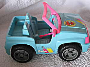 BARBIE ~ JEEP Kitchener / Waterloo Kitchener Area image 1