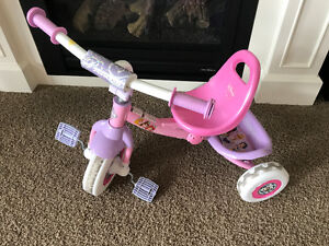 Tricycle Girls Disney Princess 20 inches to handlebars