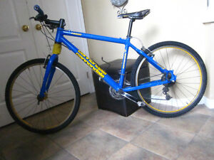 Cannondale F3000 mountain bike