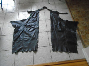 Motorcycle Chaps Mens Large For Sale