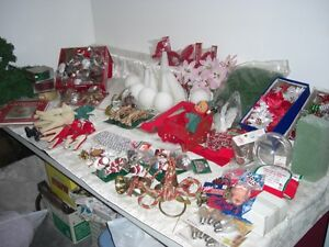 CHISTMAS CRAFTING ITEMS Prince George British Columbia image 1