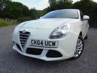 Alfa Romeo Giulietta 1.4 TB Progression in Bianco Ghiaccio White - Manual Petrol