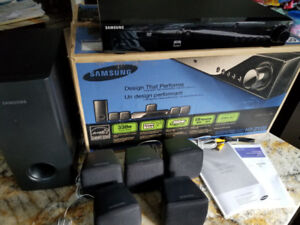 Samsung - Surround sound 5.1 - 330W