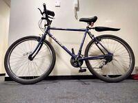Hybrid Bike (Alpine GTX-126)