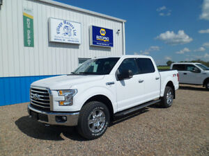 2016 New Ford F-150 SuperCrew XLT 4X4