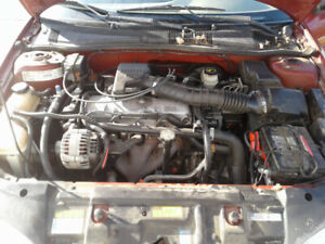 2000 cheverloet cavalier well maintained. Clean motor.