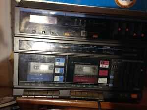 Old school stereo for sale