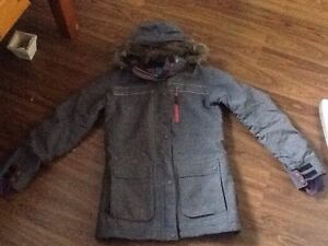 Girls winter jacket & ski pants