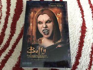 Buffy The Vampire Slayer SIDESHOW 1/6th Scale VAMPIRE WILLOW MIB