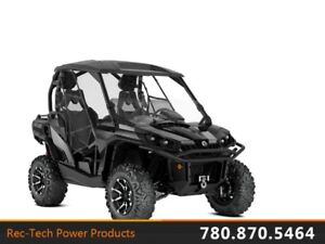 2019 Can-Am Commander LIMITED 1000R
