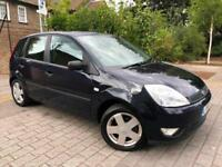 Ford Fiesta 1.25 2005.5MY Zetec Climate