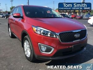 2017 Kia Sorento LX - HEATED FRONT SEATS, REAR PARKING SENSORS,