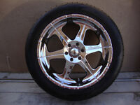 "22 "" FORD F-150 / NAVIGATOR / EXPEDITION WHEELS - 1/2 PRICE!$!$!"