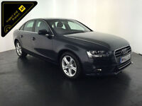 2013 63 AUDI A4 SE TDI DIESEL AUTOMATIC 1 OWNER SERVICE HISTORY FINANCE PX