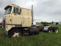 1981 International Cabover Semi for sale