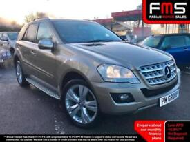 2010 Mercedes-Benz ML350 Sport 3.0TD BlueEFFICIENCY 7G-Tronic **Top Spec**