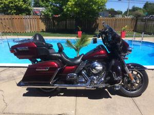 2014 Harley Davidson flhtk