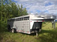 6 place stock trailer