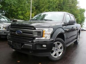 2018 Ford F-150 XLT 3.5L V6 302A