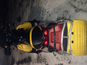 Parting out 2003 mxz. 800 with bever tail del call 709-597-5150 St. John's Newfoundland image 2