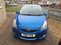 Corsa VXR 1.6 Turbo Arden Blue