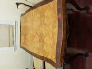 Louis XV style french dining table