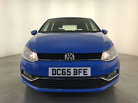 2015 VOLKSWAGEN POLO SE TDI DIESEL FREE ROAD TAX 1 OWNER VW SERVICE HISTORY