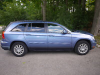 2007 Chrysler Pacifica Touring 4.0L SUV, Crossover