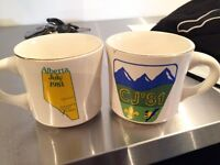 Vintage Scouts Canada Mugs