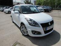 2012 Suzuki Swift SPORT Petrol white Manual