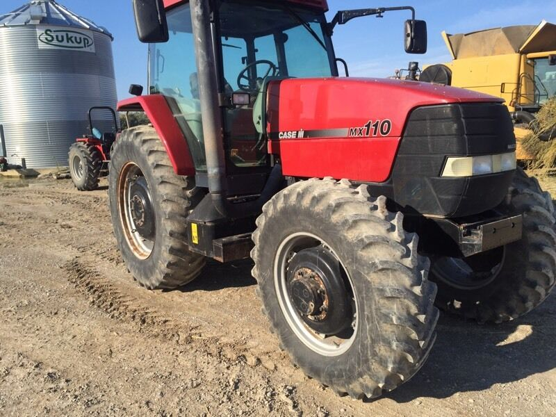 Case ih john deere massey ferguson tractors farming for Case kijiji