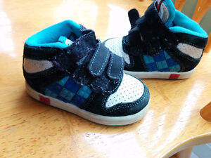 Lego sneakers size 4