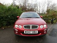 Rover 25 1.4IS 16V (red) 2000