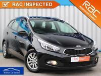 Kia Ceed 1.4 Crdi 1 2013 (63) • from £38.03 pw