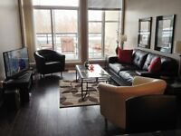 Executive Ft Saskatchewan Furnished 2 bed/2 bath 2 Underground p