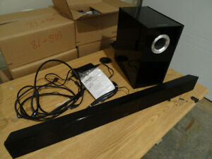 Toshiba SBX4250 Sound Bar with Sub woofer for sale!!!