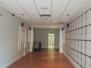 Commercial Space 800 sq. ft. for Rent/Lease - Downtown Hamilton