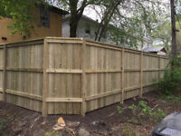 CHAIN LINK & WOOD FENCING 306-979-9133