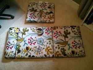 IKEA Poang chair  -- CUSHIONS ONLY