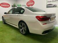 2016 66 BMW 7 SERIES 3.0 730D M SPORT 4D 261 BHP DIESEL