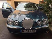 Jaguar S Type , 2002 year, 2.5cc, petrol, manual , Mot 11.Nov.2016,